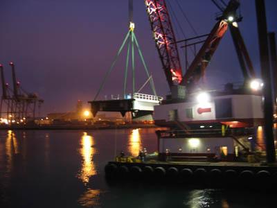 BP Offshore Platform